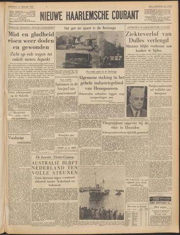 Nieuwe Haarlemsche Courant 1959-02-16