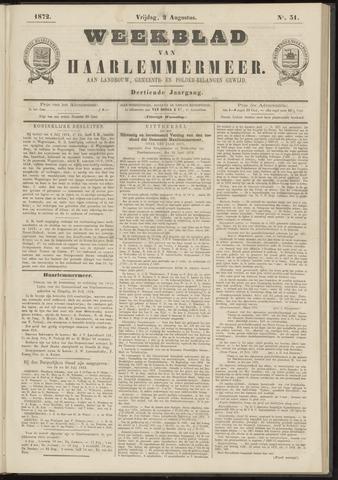 Weekblad van Haarlemmermeer 1872-08-02