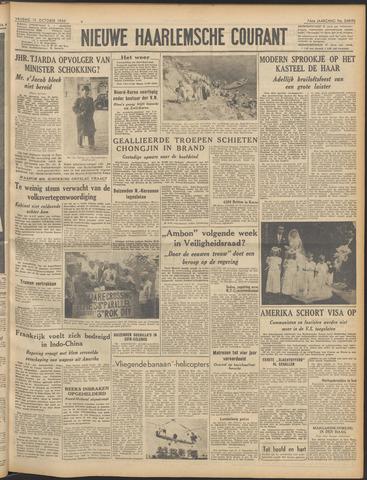 Nieuwe Haarlemsche Courant 1950-10-13