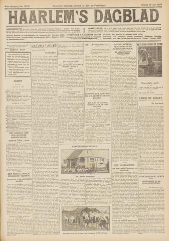 Haarlem's Dagblad 1926-07-16
