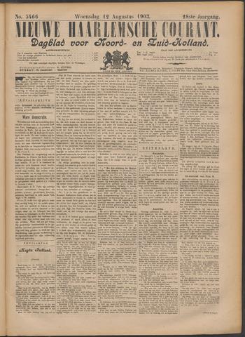 Nieuwe Haarlemsche Courant 1903-08-12
