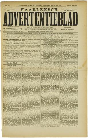 Haarlemsch Advertentieblad 1888-08-08