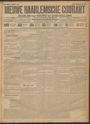 Nieuwe Haarlemsche Courant 1913-03-01
