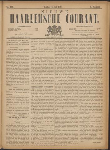 Nieuwe Haarlemsche Courant 1878-06-16
