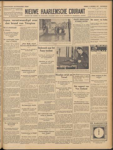 Nieuwe Haarlemsche Courant 1937-12-21