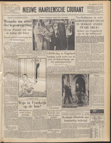Nieuwe Haarlemsche Courant 1958-05-07
