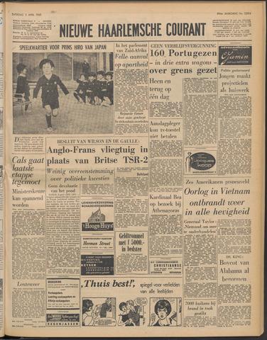 Nieuwe Haarlemsche Courant 1965-04-03