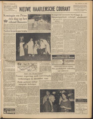 Nieuwe Haarlemsche Courant 1955-10-22