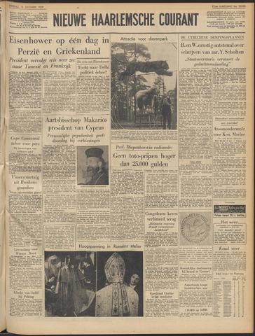 Nieuwe Haarlemsche Courant 1959-12-15