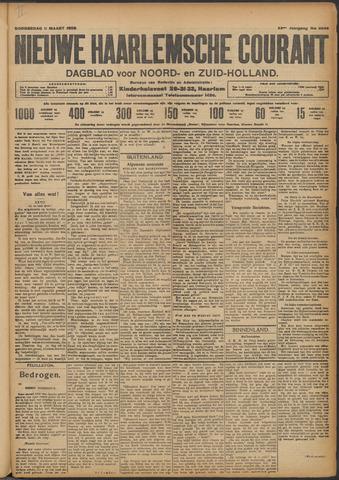 Nieuwe Haarlemsche Courant 1909-03-11