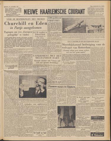 Nieuwe Haarlemsche Courant 1951-12-18
