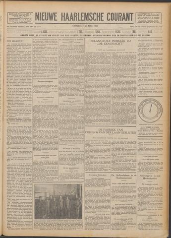 Nieuwe Haarlemsche Courant 1930-05-20