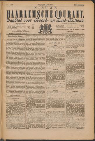 Nieuwe Haarlemsche Courant 1899-04-28