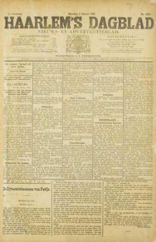 Haarlem's Dagblad 1894