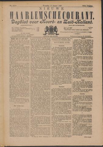 Nieuwe Haarlemsche Courant 1897-01-13