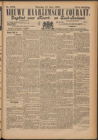 Nieuwe Haarlemsche Courant 1906-06-11