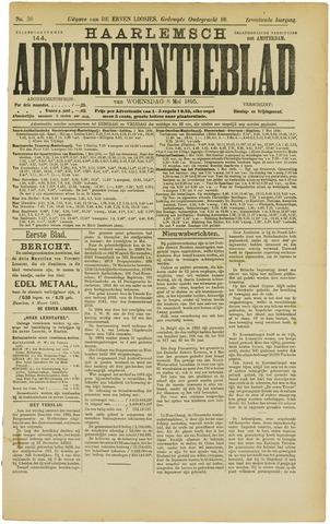Haarlemsch Advertentieblad 1895-05-08