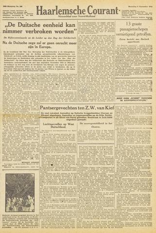 Haarlemsche Courant 1943-11-08