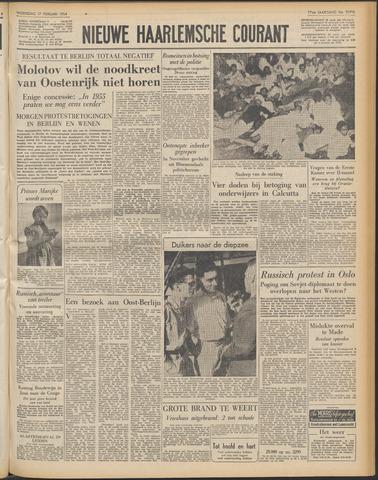 Nieuwe Haarlemsche Courant 1954-02-17