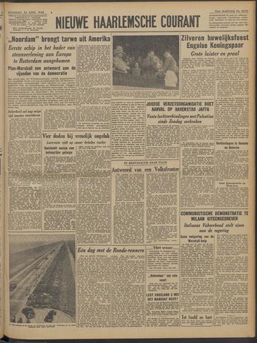 Nieuwe Haarlemsche Courant 1948-04-26