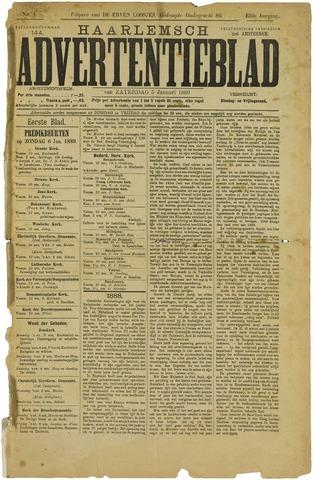 Haarlemsch Advertentieblad 1889-01-05