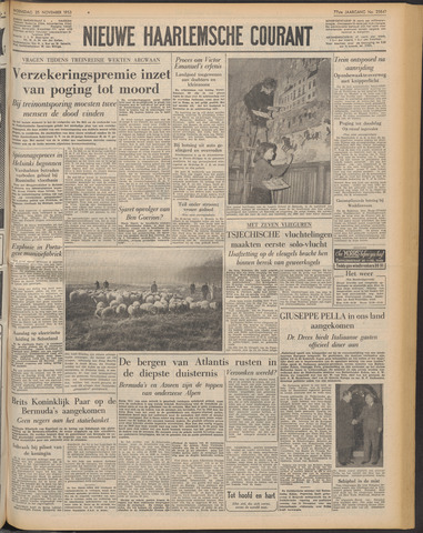 Nieuwe Haarlemsche Courant 1953-11-25