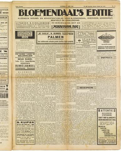 Bloemendaal's Editie 1926-04-17
