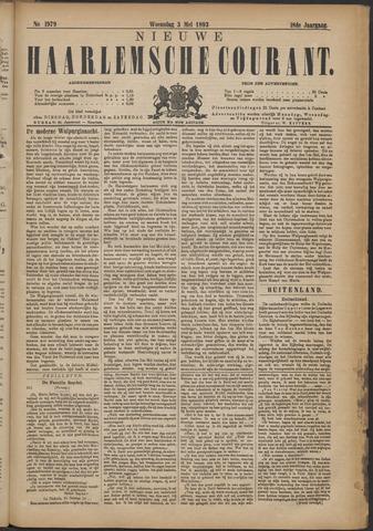 Nieuwe Haarlemsche Courant 1893-05-03
