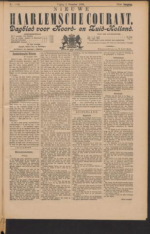 Nieuwe Haarlemsche Courant 1898-12-02