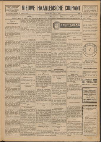 Nieuwe Haarlemsche Courant 1929-07-09