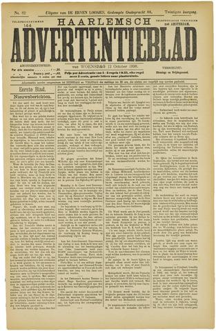 Haarlemsch Advertentieblad 1898-10-12