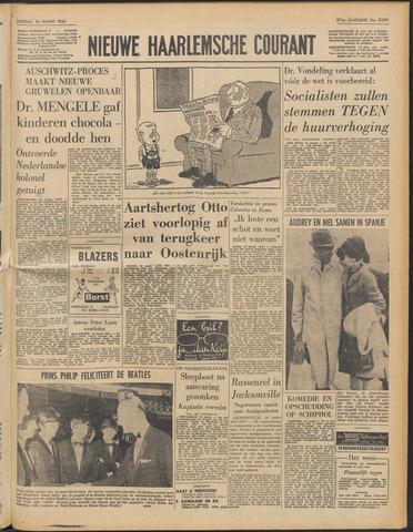 Nieuwe Haarlemsche Courant 1964-03-24
