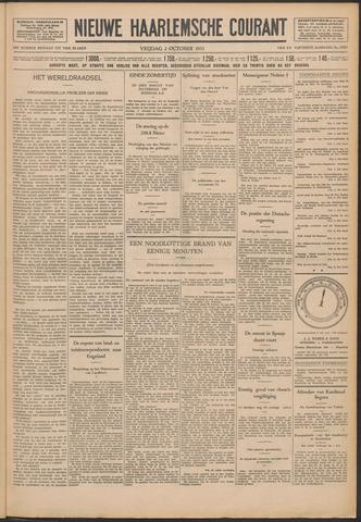 Nieuwe Haarlemsche Courant 1931-10-02