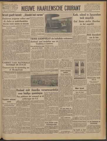 Nieuwe Haarlemsche Courant 1948-05-24