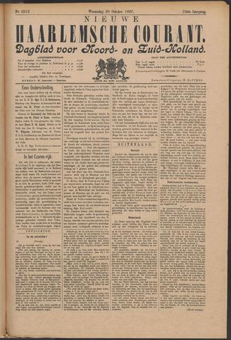 Nieuwe Haarlemsche Courant 1897-10-20