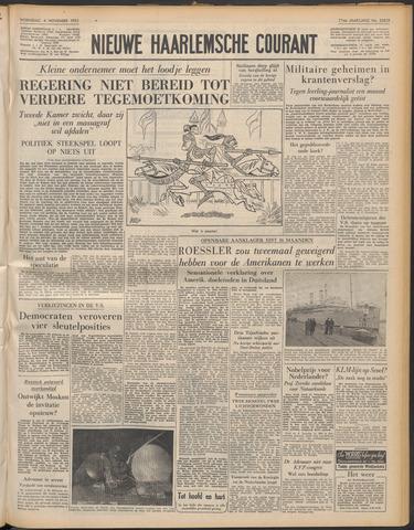 Nieuwe Haarlemsche Courant 1953-11-04