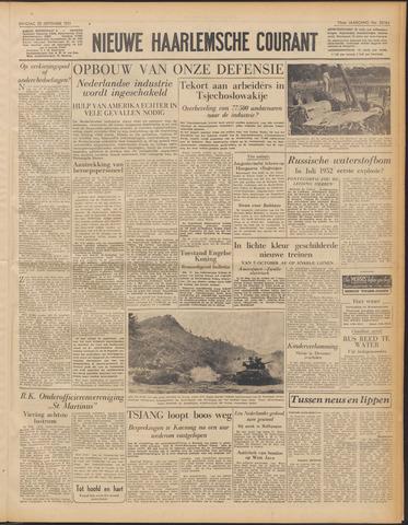 Nieuwe Haarlemsche Courant 1951-09-25