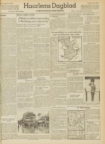 Haarlem's Dagblad 1950-06-09