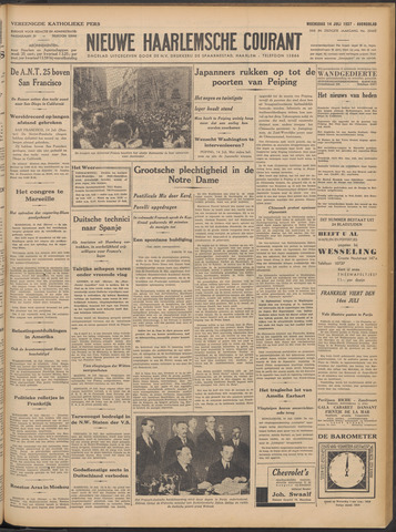 Nieuwe Haarlemsche Courant 1937-07-14