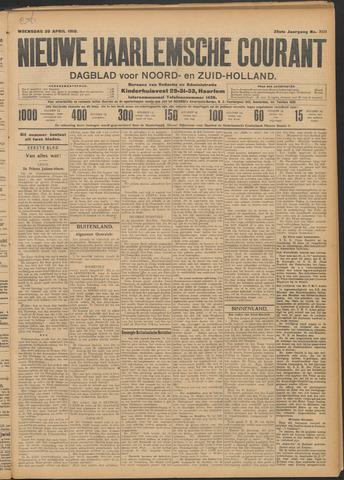 Nieuwe Haarlemsche Courant 1910-04-20