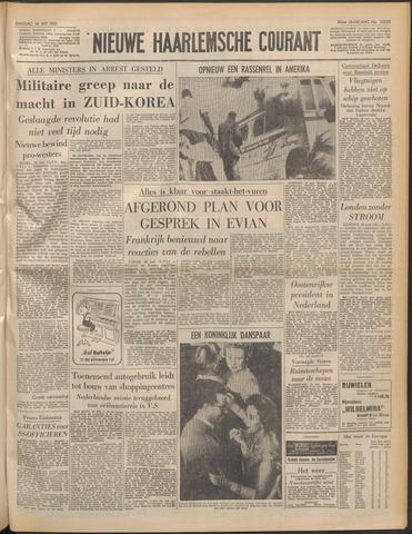 Nieuwe Haarlemsche Courant 1961-05-16