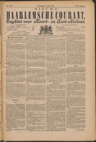 Nieuwe Haarlemsche Courant 1899-04-27