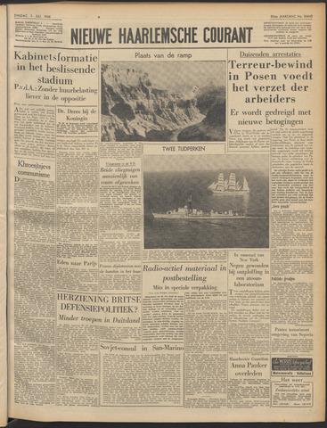 Nieuwe Haarlemsche Courant 1956-07-03