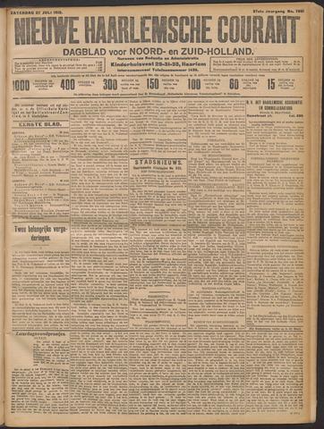 Nieuwe Haarlemsche Courant 1912-07-27
