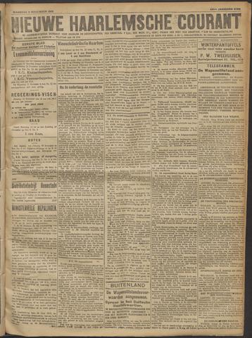 Nieuwe Haarlemsche Courant 1918-11-11