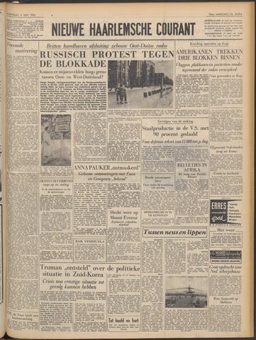 Nieuwe Haarlemsche Courant 1952-06-04