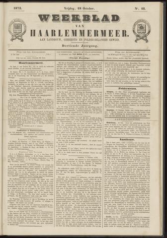 Weekblad van Haarlemmermeer 1872-10-18