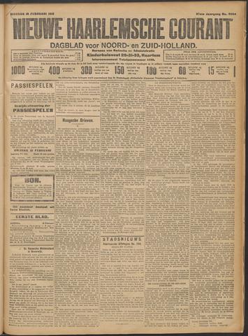 Nieuwe Haarlemsche Courant 1913-02-18
