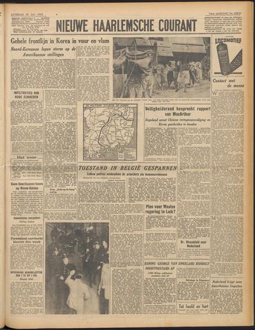 Nieuwe Haarlemsche Courant 1950-07-29