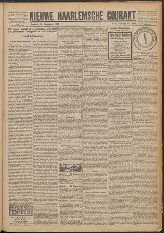Nieuwe Haarlemsche Courant 1924-09-20